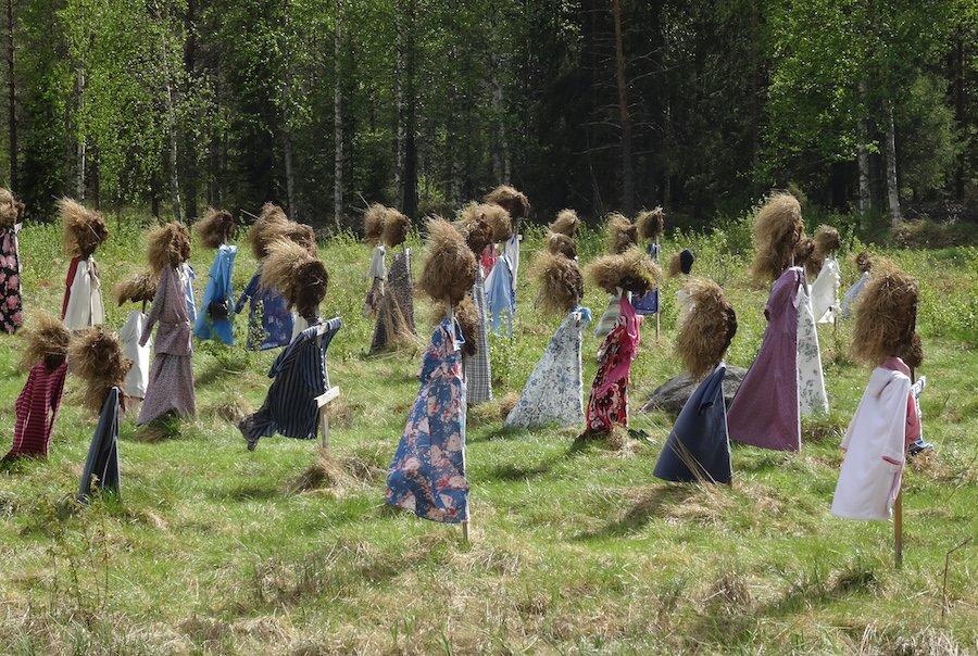 Das stille Volk von Reijo Kela - Ort: Suomussalmi Finnland - Foto: Tarja Prüss | www.tarjasblog.de