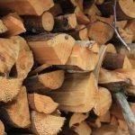 Gestapeltes Holz - Grossaufnahme ©Foto: tarja prüss | tarjas blog