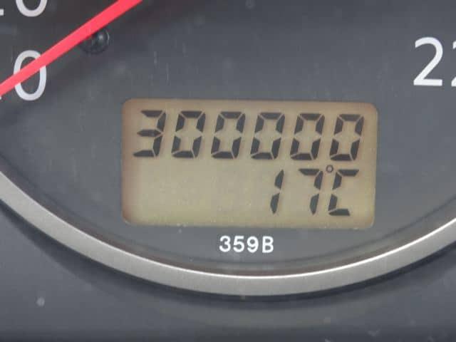 Tachostand 300.000 km ©foto: Tarja Prüss | tarjasblog.de