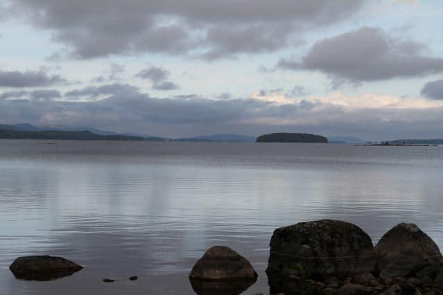 Pielinen See ©Foto: Tarja Prüss | Tarjas Blog - Reiseblog Finnland