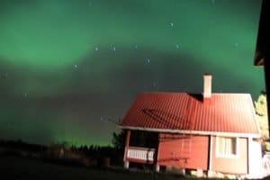 Polarlichter in Lehmäjoki Finnland ©Foto: Tarjas Blog -Alles über Finnland IMG_6633