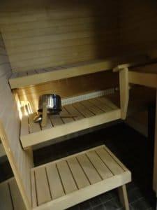 sauna bank