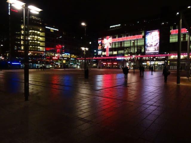 Helsinki zur Weihnachtszeit: Kamppi ©Tarja Prüss   Tarjas Blog - Alles über Finnland