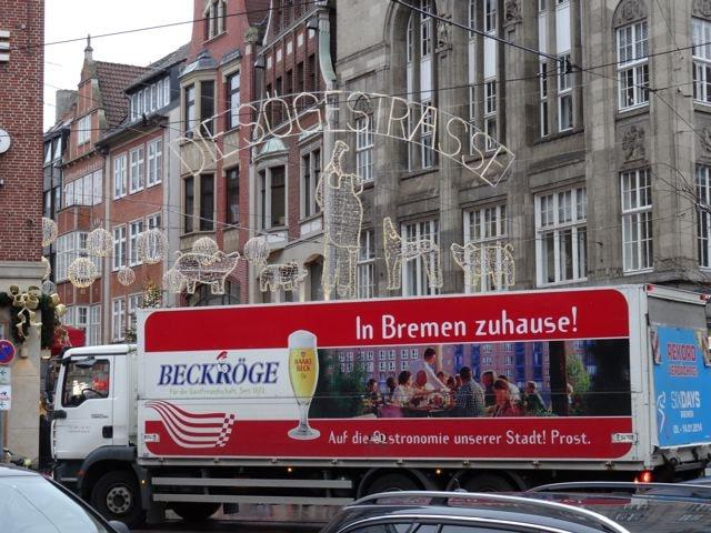 Einkaufsstraße in Bremen (copyright: Tarja Prüss | tarjasblog.de)