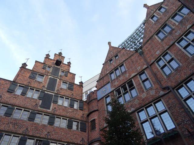 Häuseransichten Bremer Schnoor (copyright Foto: Tarja Prüss | tarjasblog.de)