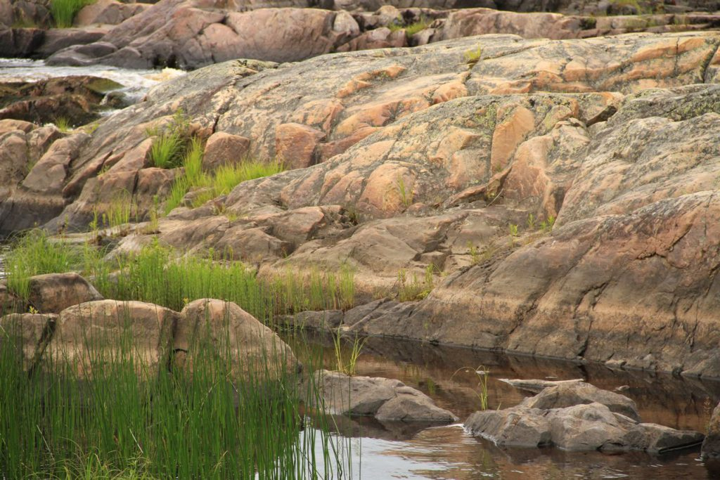 Naturpark Finnland: Felsige Küste © Tarja Prüss | tarjasblog.de