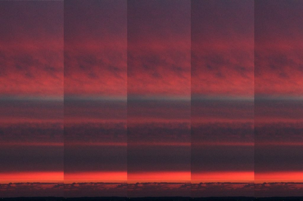Finnland Sonnenaufgang (Copyright: Tarja Prüss)