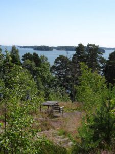 Insel Vartiosaari 2014 (copyright: Tarja Prüss)
