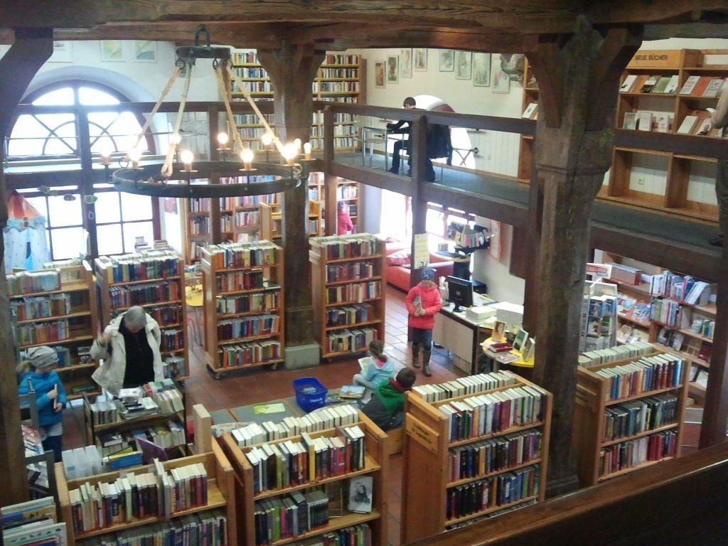 Finnland Literatur: im Kornhaus Wangen