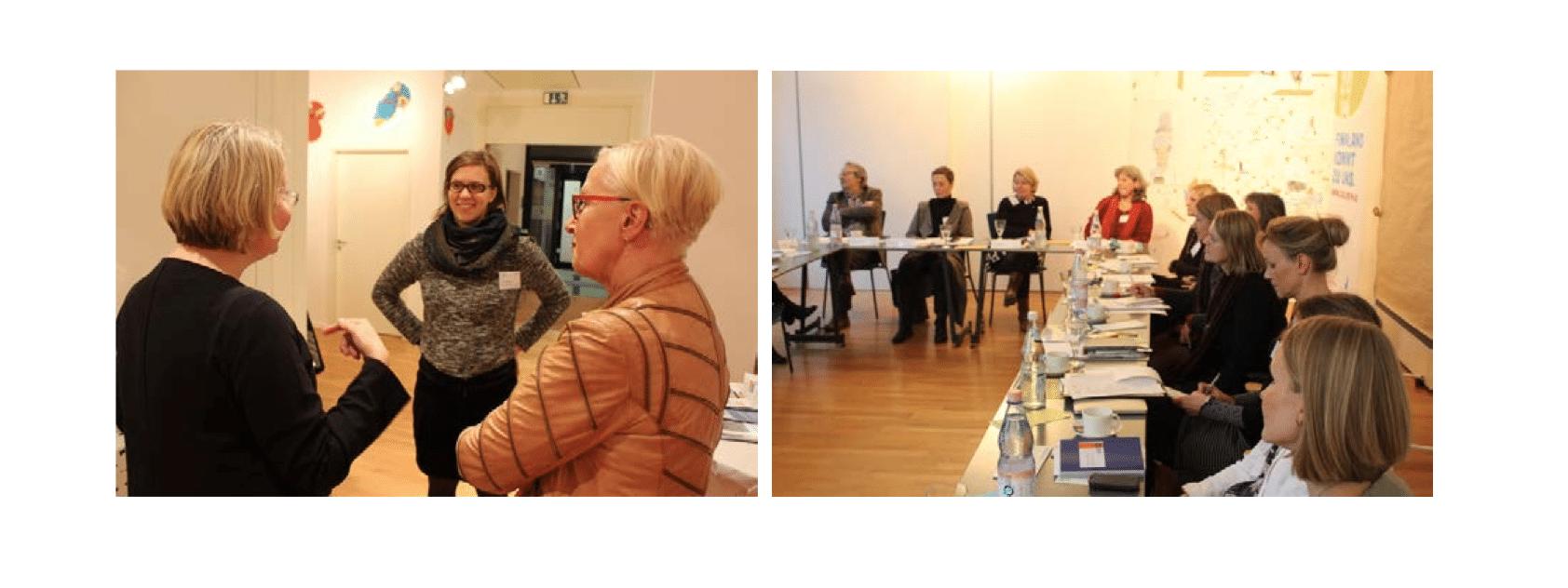Finnland.cool Abschluss Meeting in Berlin