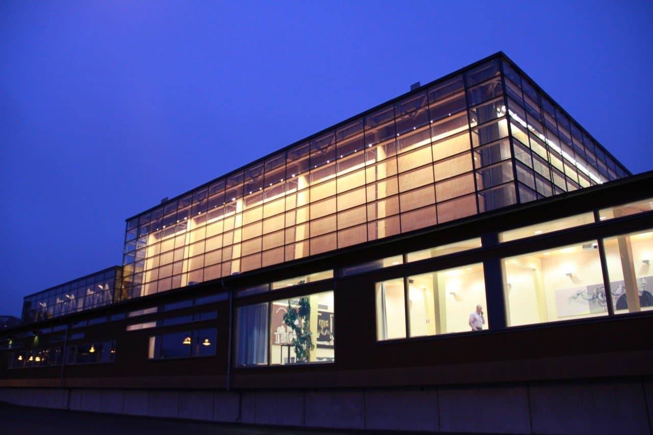 Sibelius Hall in Lahti Finnland ( © Tarja Prüss)