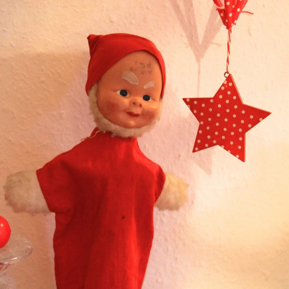 Finnland: Tonttu = Weihnachtsmannhelfer als Puppe © Tarja Prüss | Tarjas Blog - Alles über Finnland