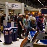 Reise Messe Helsinki - Stand von Fazer ©Tarja Prüss | Reiseblog Finnland