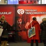 Reise Messe Helsinki - Stand von Seinäjoki ©Tarja Prüss | Reiseblog Finnland