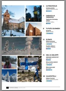 puhutaan suomea: love affair with Finland ©puhutaan suomea