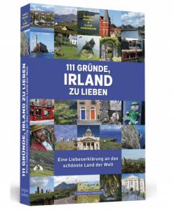 Buch: 111 Gründe Irland zu lieben (Copyright: Verlag Schwarzkopf & Schwarzkopf)