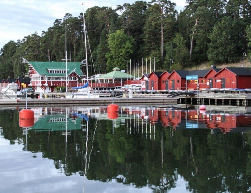 Aland - am Ufer ©Foto: Tarja Prüss | Tarjas Blog - Reiseblog Finnland