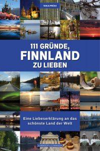 Finnland Liebe: 111 Gründe Finnland zu lieben (©: Schwarzkopf&Schwarzkopf Verlag)