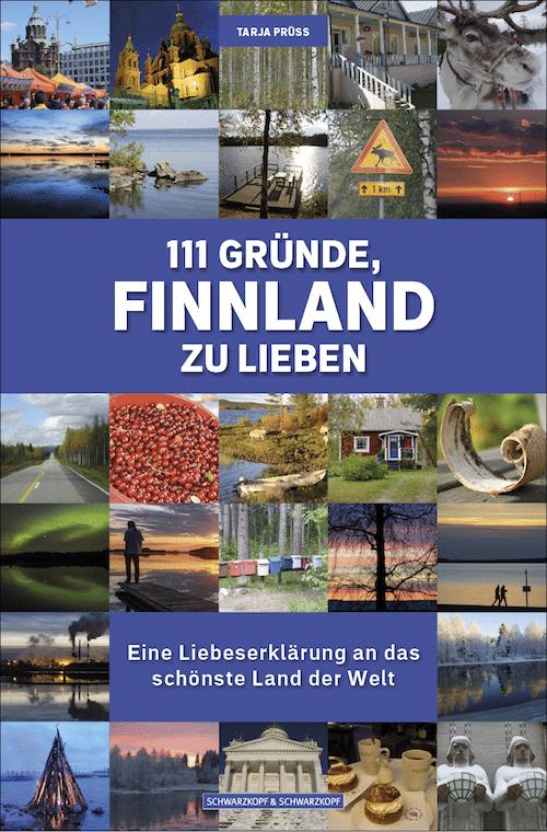 111 Gründe, Finnland zu lieben (© Verlag Schwarzkopf & Schwarzkopf)