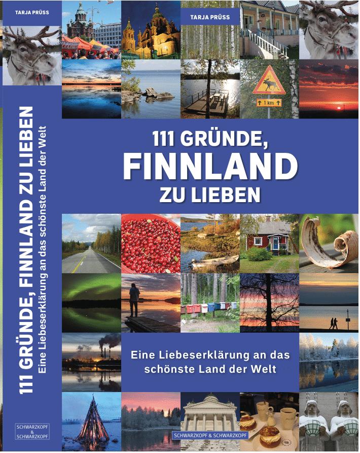 111 Gründe Finnland zu lieben (© Verlag Schwarzkopf & Schwarzkopf)