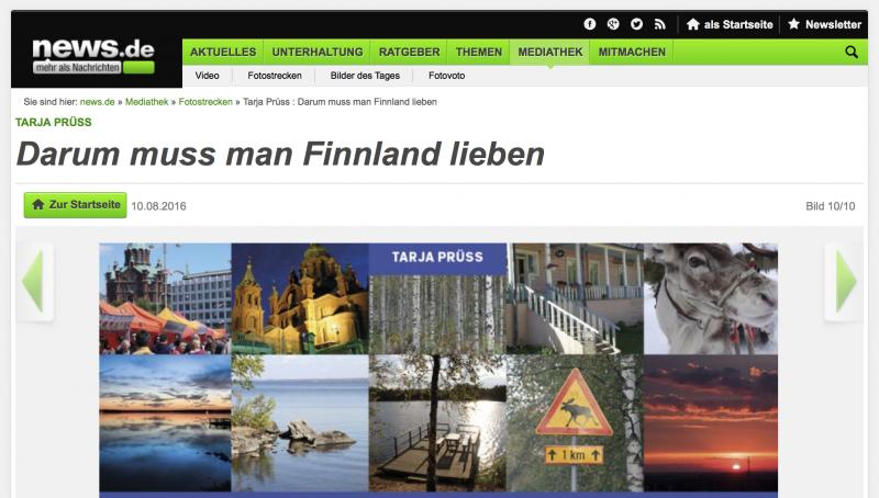 news.de Rezension 111 Gründe Finnland zu lieben