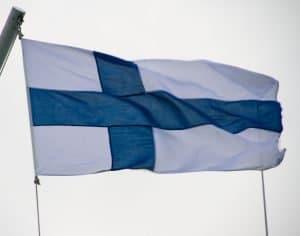 finnische fahne