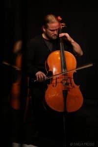 Cello groß ©Foto: Tarja Prüss