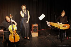 Finnische Musik - Eva Trio ©Tarja Prüss