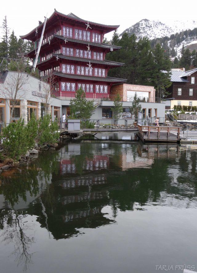 Hotel HOchschober - Turracher Höhe - Österreich ©Foto: Tarja Prüss | Tarjas Blog - Alles über Finnland