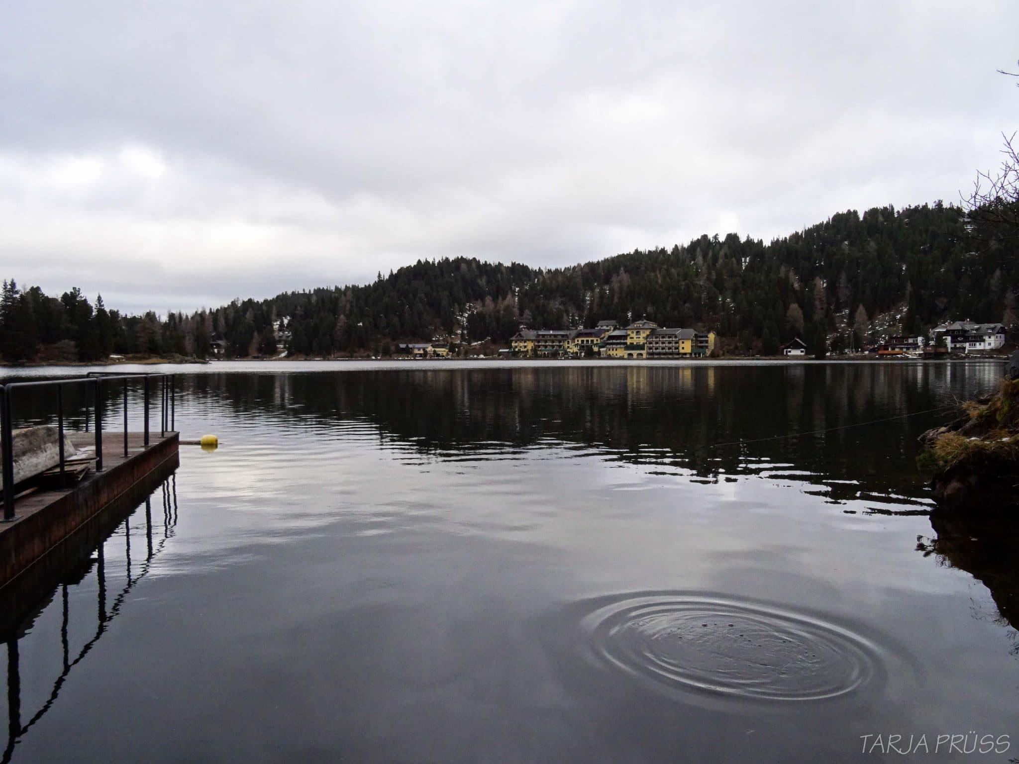 Turracher See auf Turracher Höhe. Kärnten/Niederösterreich Österreich. ©Tarja Prüss | Tarjas Blog - Reiseblog Finland