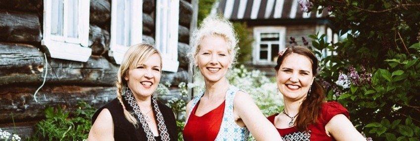 Värttinä - Finnische Folk Musik Band ©Värttinä
