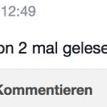 """Leser Stimmen über 111 Gründe Finnland zu lieben: """"Tolles Buch! Habe es schon 2 mal gelesen, sehr empfehlenswert!"""" (Kommentar auf Facebook)"""