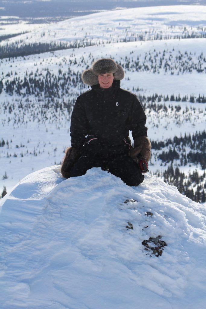 Markus Gottwald vom Snow Village Lainio (© Foto: privat)