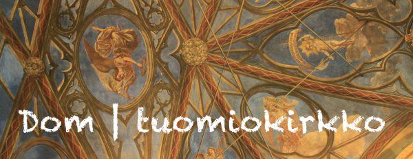 Turku Sehenswürdigkeiten: Dom zu Turku. Finnland. Ausschnitt aus Deckengemälde. © Foto: Tarja Prüss