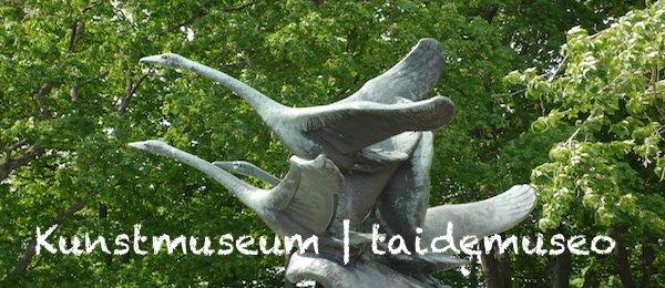 Denkmal Schwäne Turku, Finnland. © Foto: Tarja Prüss