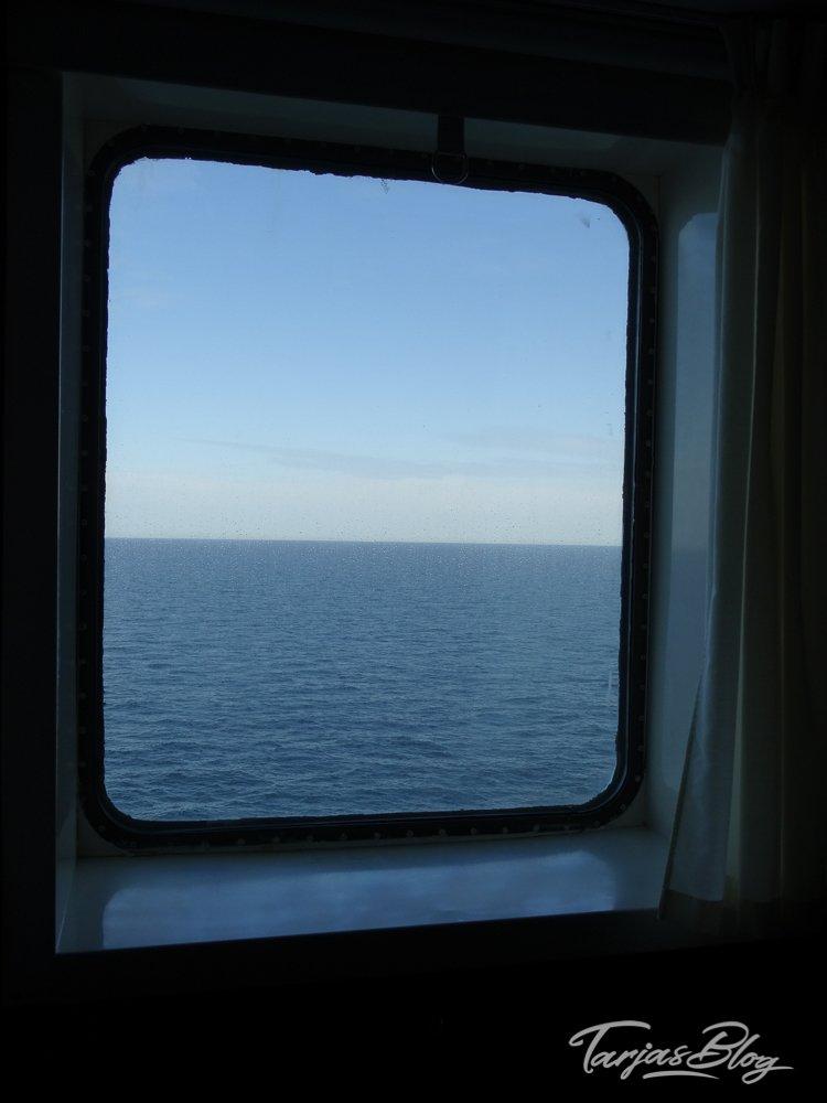 Finnlines Fenster zum Meer © Tarja Prüss