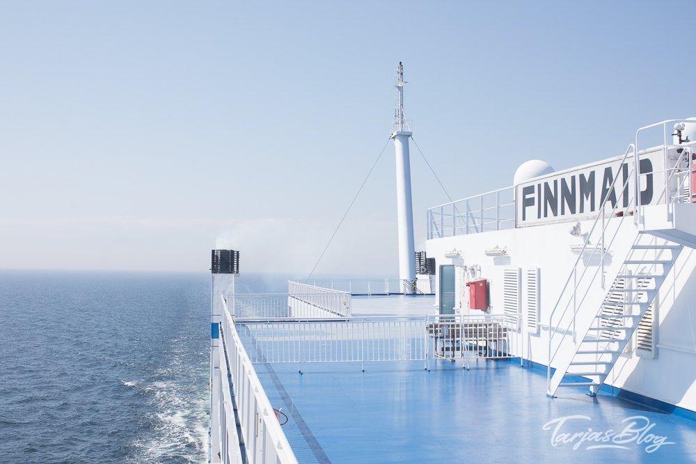 Finnlines_finnmaid © Tarja Prüss