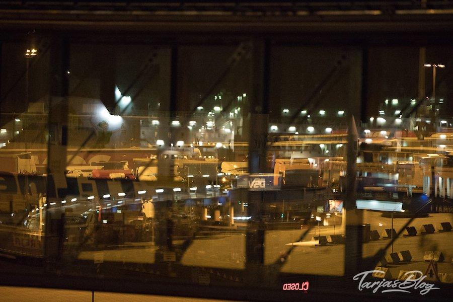 Finnlines Hafenterminal Travemünde © Tarja Prüss