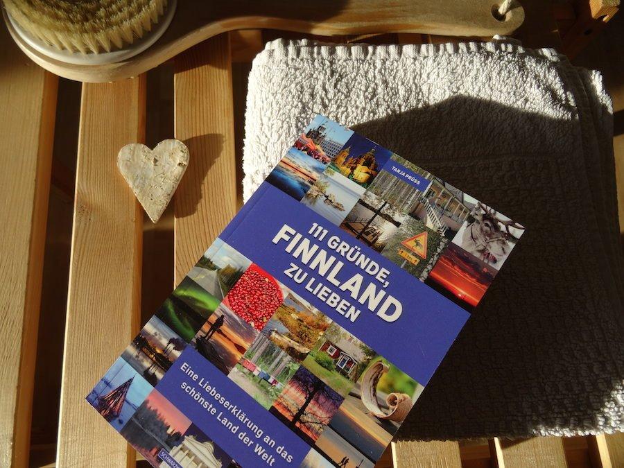 Buch 111 Gründe Finnland zu lieben @Foto: Tarja Prüss