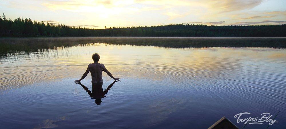 See-um-Mitternacht-Finnland©TPruess