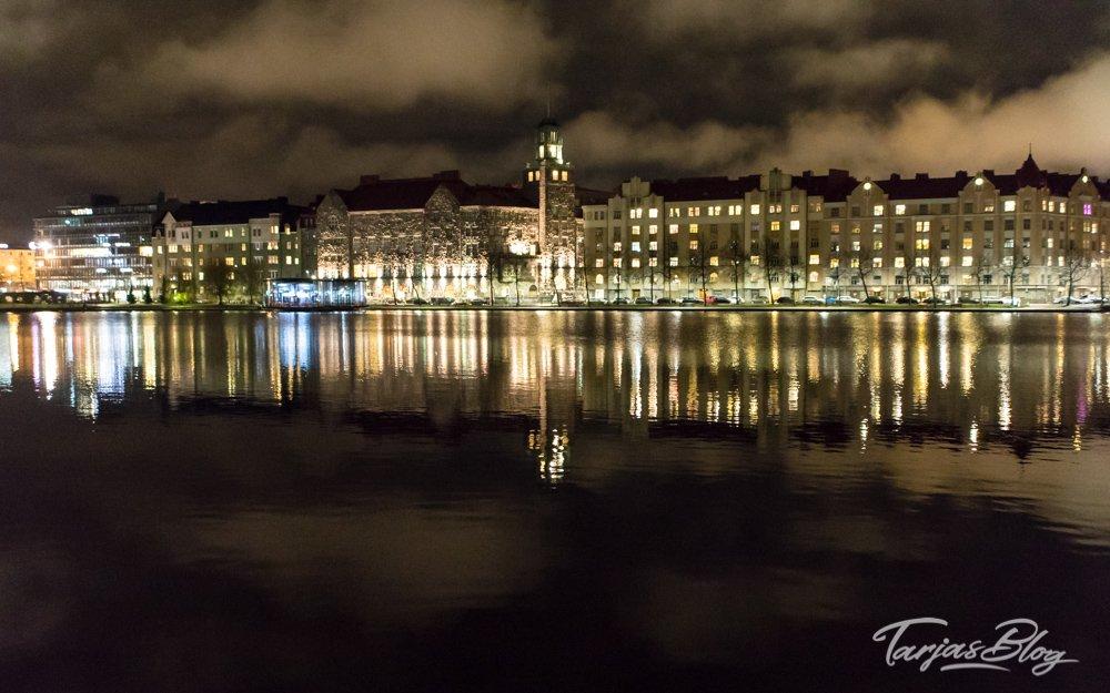 Helsinki bei Nacht ©Foto: Tarja Prüss | tarjasblog.de