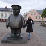 Wahrzeichen von Oulu und tarja