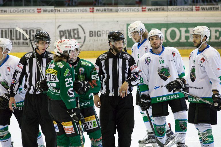 Eishockey: EC Bregenzerwald: Torhüter Pietilä ©Foto: Tarja Prüss | tarjasblog.de