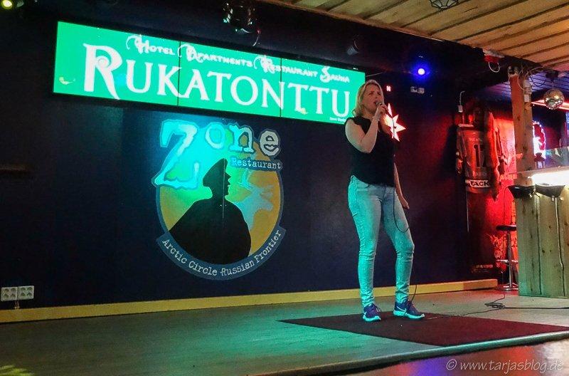 Karaoke Bar in Ruka Finnland 2016 ©Foto: Tarja Prüss   tarjasblog.de
