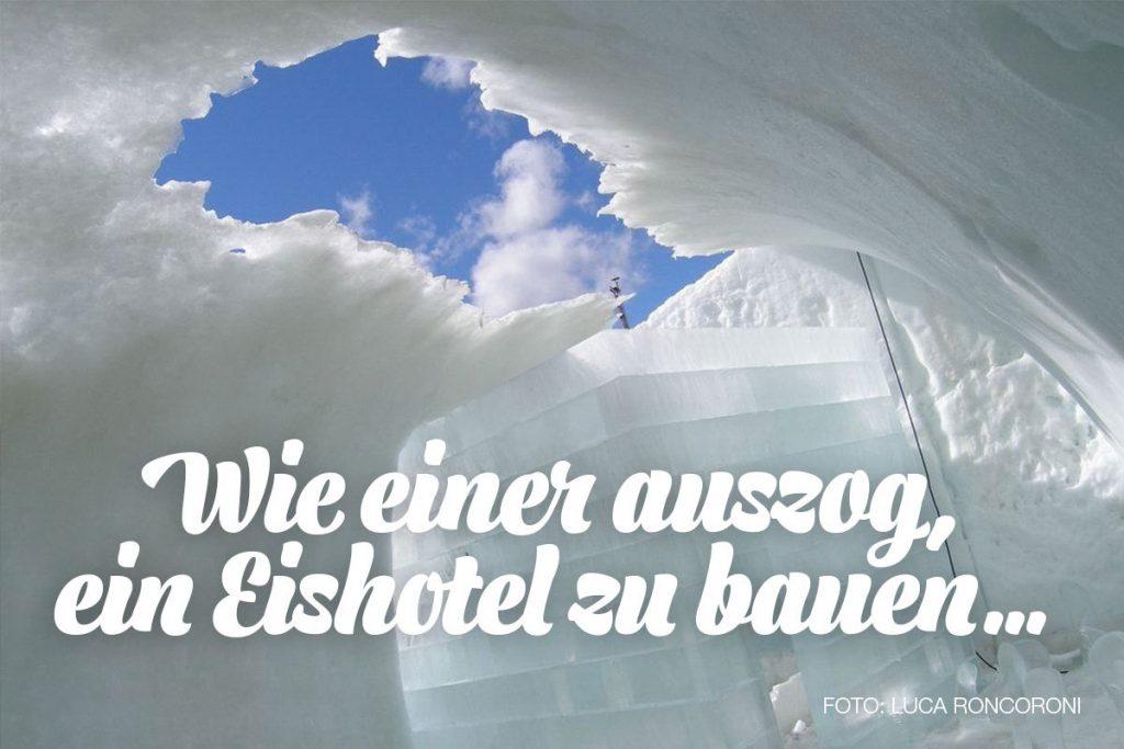 Nordnerds Thema Winter: Eishotel ©Foto: Finnweh