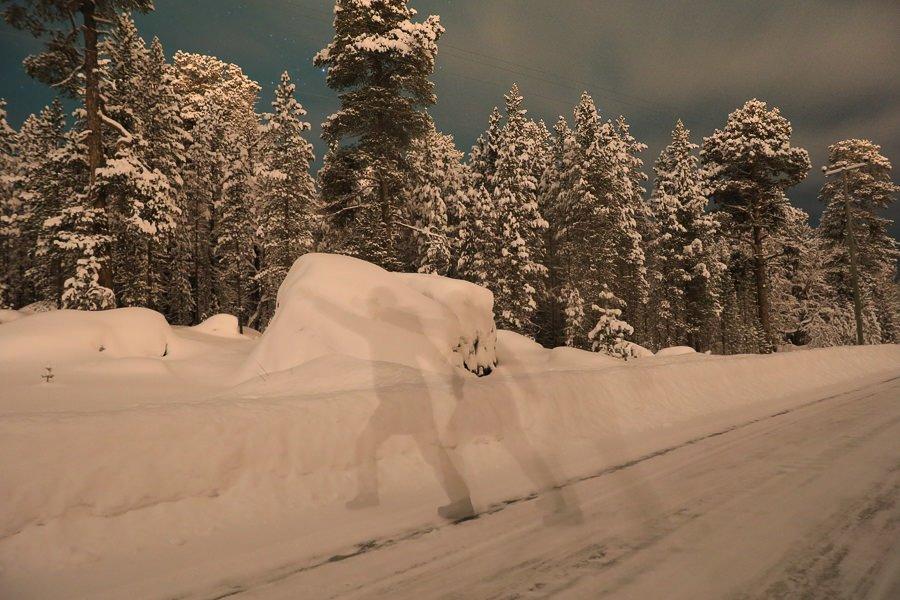 Geisterbilder auf der Kamera mit Langzeitbelichtung ©Tarja Prüss   Tarjas Blog - Reiseblog Finnland