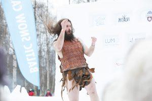 Justin nordic thunder Howard - Airguitar Worldchampionship Oulu Finland - Luftgitarren WM © Tarja Prüss | Tarjas Blog - Alles über Finnland