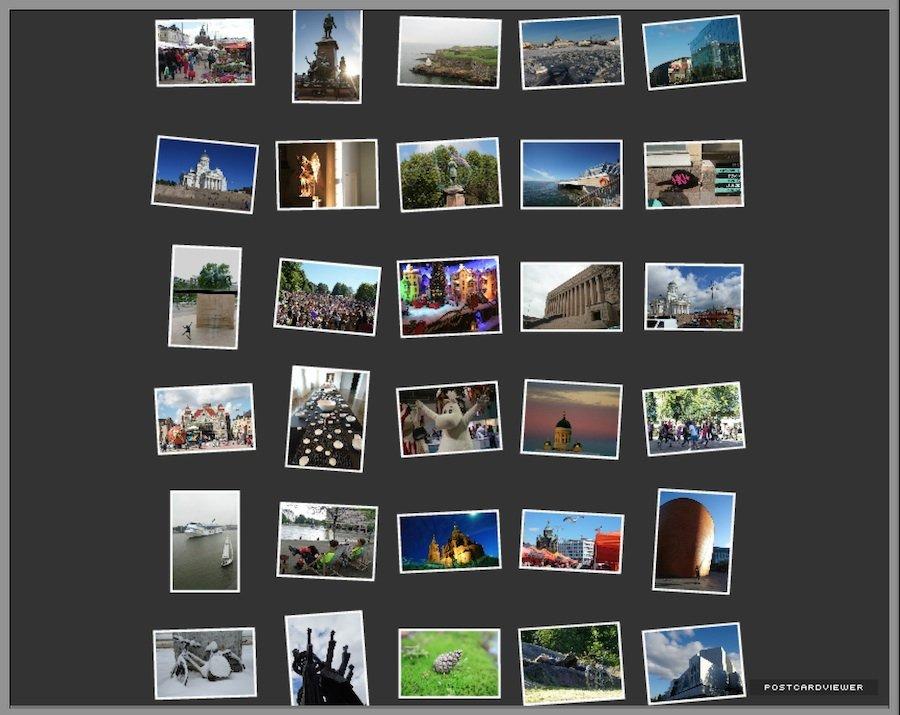 Collage Fotos aus Helsinki ©Tarja Prüss | Tarjas Blog - Reiseblog Finnland