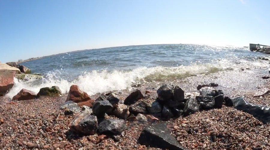 Meer in Helsinki. Zum Video 111 Orte in Helsinki die man gesehen haben muss ©Foto/Video: Tarja Prüss | Tarjas Blog - Reiseblog Finnland
