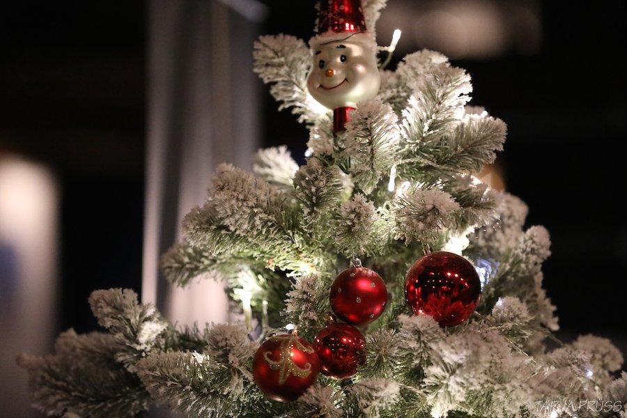 Geschmückter Weihnachtsbaum ©Foto: Tarja Prüss | tarjas blog - reiseblog finnland